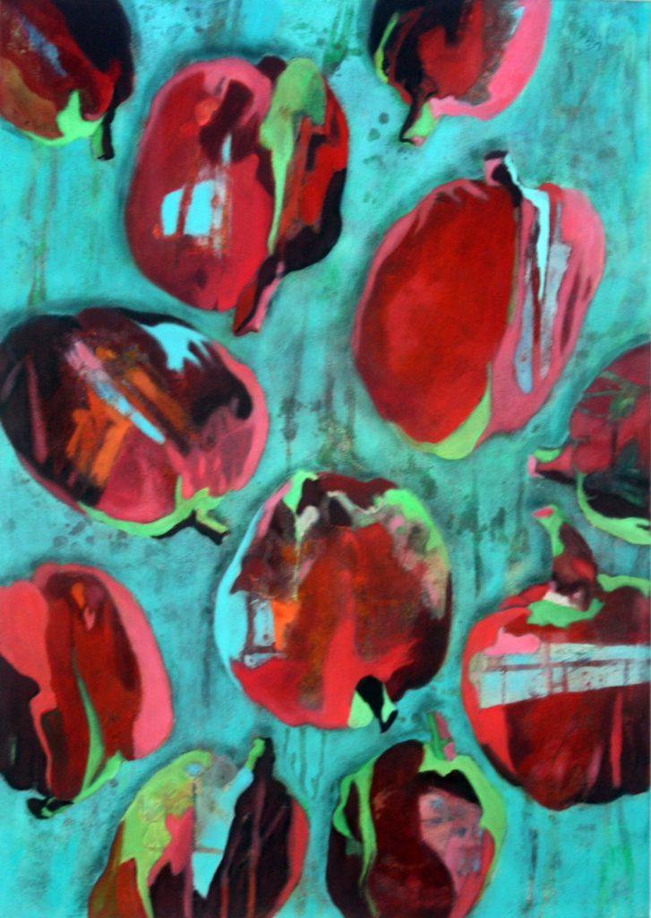 Frutti von Sylvia Heuser
